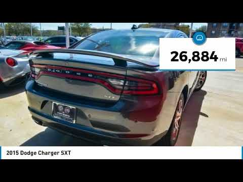 2015 Dodge Charger Ft. Worth Tx, Arlington TX, Grapevine TX U746269 2021