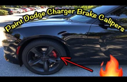 Paint Dodge Charger Brake Calipers Now at 81022 Avondale CO