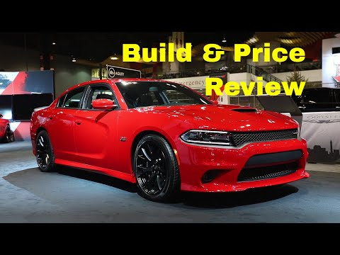 2018 Dodge Charger R/T Scat Pack 392 Review: Price, Specs, Horsepower and Features 2019