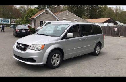 2012 Dodge Grand Caravan Fall River, Dartmouth, New Bedford, Wareham, MA, Tiverton, RI 14761A From New London 63459 MO