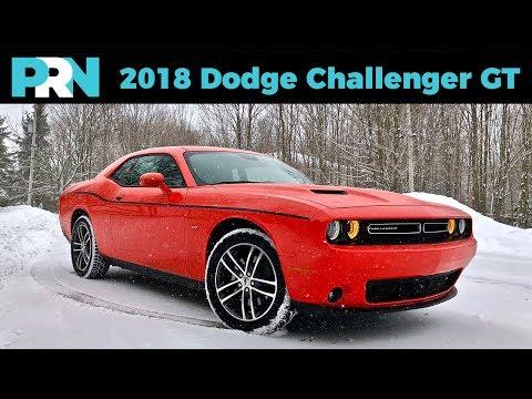 AWD American Muscle | 2018 Dodge Challenger GT | TestDrive Spotlight 2021