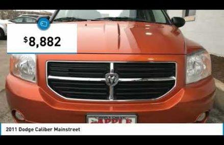 Dodge Caliber Tires in San Isidro 78588 TX USA