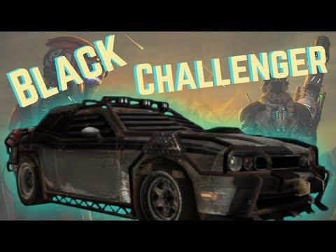Defiance 2050 | How to Unlock the Black Dodge Challenger 2019