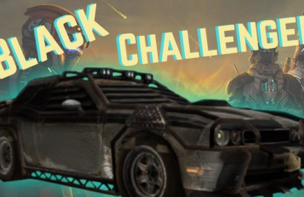Defiance 2050 | How to Unlock the Black Dodge Challenger From Lebec 93243 CA
