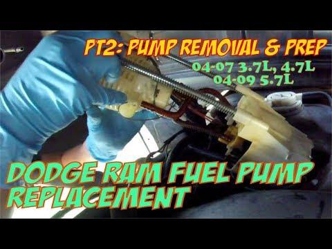 Dodge Ram Fuel pump Pt 2 Dodge Ram Fuel Pump