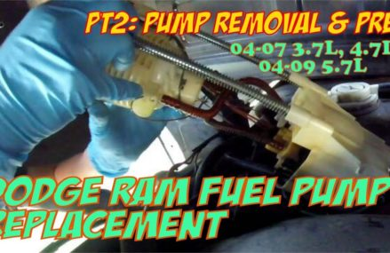 Dodge Ram Fuel pump Pt 2 Local 74880 Weleetka OK