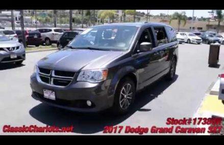 uSED  2017 Dodge Grand Caravan SXT 17380 at Milldale 6467 CT