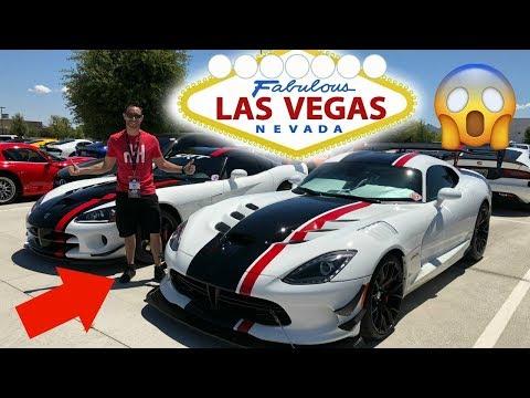 Dodge Viper Las Vegas, Charlotte County Speedway, Punta Gorda, Florida