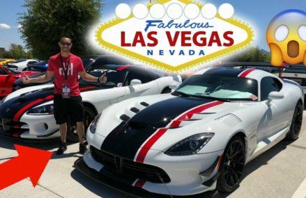 Dodge Viper Las Vegas in Charlotte County Speedway, Punta Gorda, Florida 2021