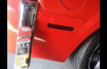 How To Tint Side Markers (Using Window Tint) in 47001 Aurora IN