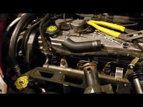 Dodge Stratus Coolant Flush