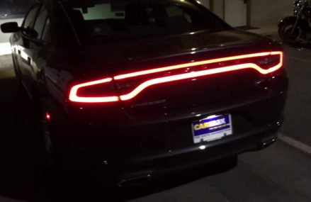 2018 Dodge Charger SXT at night From 72412 Beech Grove AR