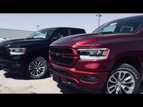 2019 Dodge Ram 1500 Sport | Toronto, Mississauga, Brampton | Ontario Chrysler Dodge Ram Sport