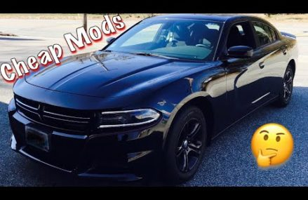 Cheap Mods for Dodge Charger || Rear Speaker Install Near 35610 Anderson AL