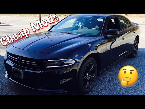 Cheap Mods for Dodge Charger || Rear Speaker Install 2021
