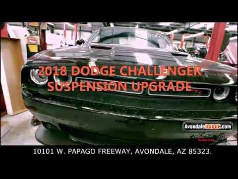 CHALLENGER SUSPENSION UPGRADE 2019