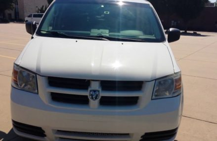 2008 Dodge Grand Caravan Mobility Van 156K, $8,950 Local Meadville 16335 PA
