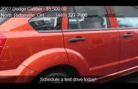 Dodge Caliber Orange Near Uvalde 78802 TX USA