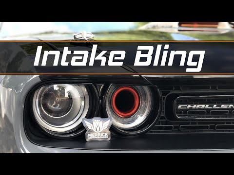 Merrick Motorsports Headlight Intake Rings - Install and First Impressions 2019