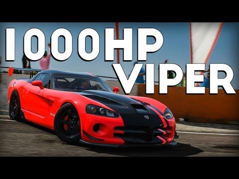 Dodge Viper Top, Las Vegas Motor Speedway, Las Vegas, Nevada