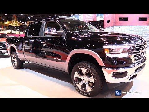 2019 Dodge RAM 1500 Laramie - Exterior Interior Walkaround - 2018 Chicago Auto Show Dodge Ram Interior