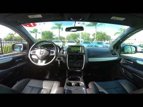 Dodge Caravan Interior, 2021 DODGE Caravan Morris 47033 IN