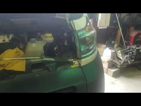 Changing oil on a Dodge Ram ProMaster 1500 Dodge Ram Promaster