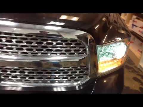2015 Dodge Ram diesel HID LIGHTS HEADLIGHTS FOGS Dodge Ram Headlights