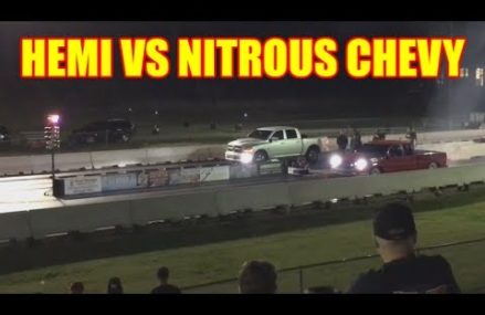 MODIFIED RAM 1500 AT 1/8th MILE DRAG STRIP – 5.7L HEMI Area Near 6793 Washington CT