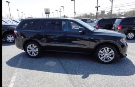 2011 Dodge Durango R/T Richmond Virginia 2018