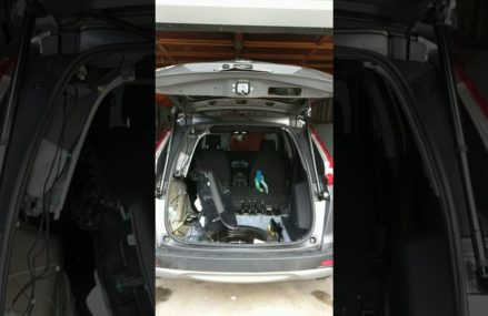 2017 Honda CRV LX aftermarket power liftgate in Montague 7827 NJ