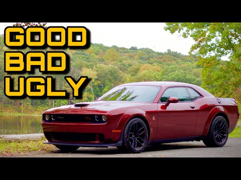 2019 Widebody Dodge Challenger R/T Scat Pack Review: The Good, The Bad, & The Ugly 2019