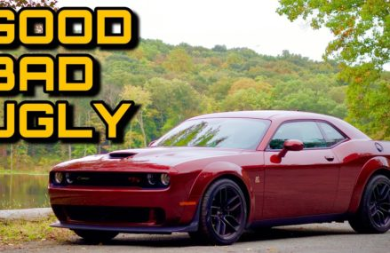 2019 Widebody Dodge Challenger R/T Scat Pack Review: The Good, The Bad, & The Ugly Near Marshall 20116 VA