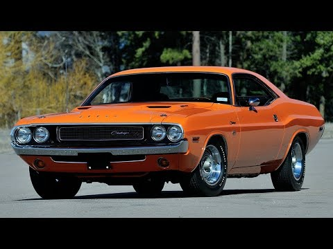 Lasting Impact Of The 1970-1974 Dodge Challenger 2021