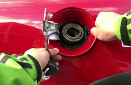 Replacing 2004 MINI COOPER S MC40 Gas Cap trim, cheap! Near Minneapolis 55426 MN