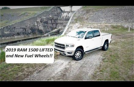 Lifted 2019 RAM 1500 plus New Fuel Wheels!! Near 96785 Volcano HI