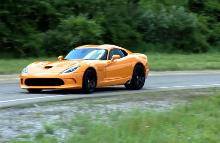 Dodge Viper Srt 2017 Near Owosso Speedway, Ovid, Michigan 2021