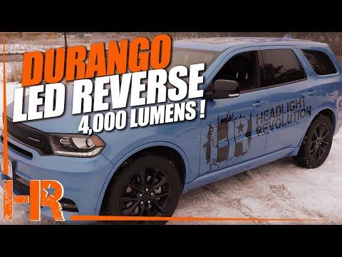 Dodge Durango Citadel Vs Limited