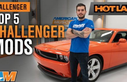 Top 5 Mods For Your 2009 – 2014 Dodge Challenger – Hot Lap Near Luling 78648 TX