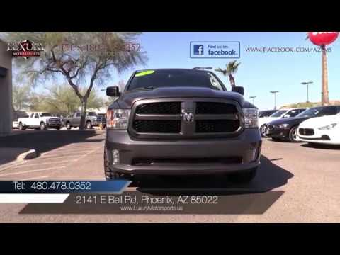 2015 Dodge Ram 1500 Express - Luxury Motorsports Dodge Ram Express