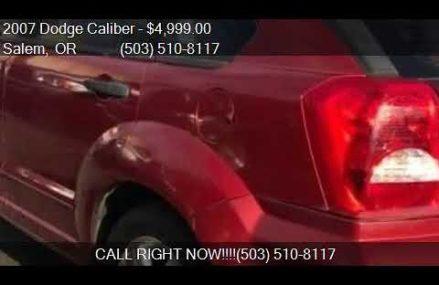 Dodge Caliber Manual in San Antonio 78292 TX USA