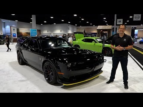Is the 2020 Dodge Challenger Scat Pack the VALUE PRICED Muscle Car? 2019