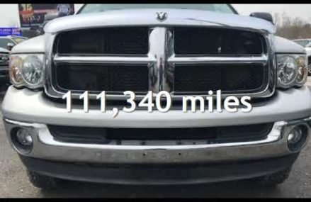 2005 Dodge Ram 3500 QuadCab SLT 4X4 DRW for sale in Westminster, MD Found at 2477 Watertown MA