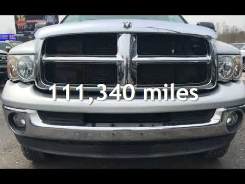 2005 Dodge Ram 3500 QuadCab SLT 4X4 DRW for sale in Westminster, MD Dodge Ram Overhead Console