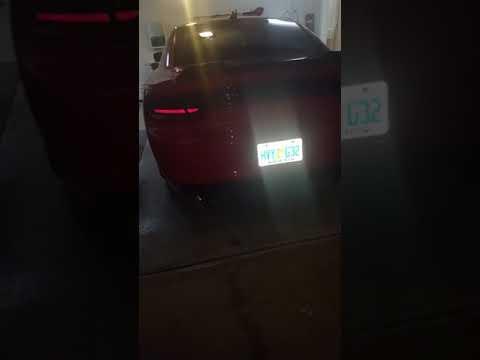 Exhaust tip 2019