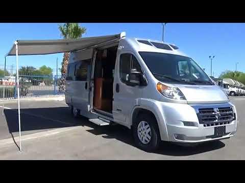 2018 Roadtrek Zion Las Vegas NV B-75 Dodge Ram Zion
