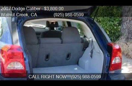 Dodge Caliber Manual Transmission Near Sierra Blanca 79851 TX USA