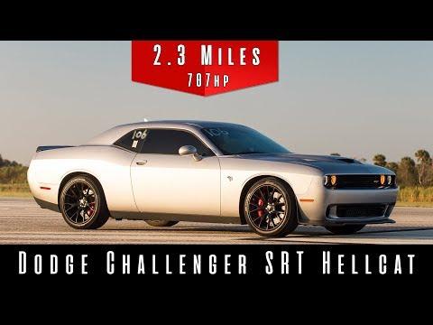 2015 Dodge Challenger SRT Hellcat (Manual Top Speed) 2019