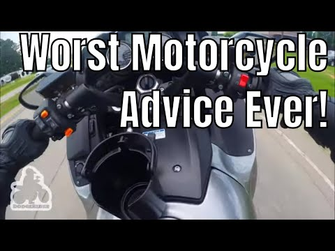 The Worst Motorcycle Advice Ever! Dodge Ram Jacket