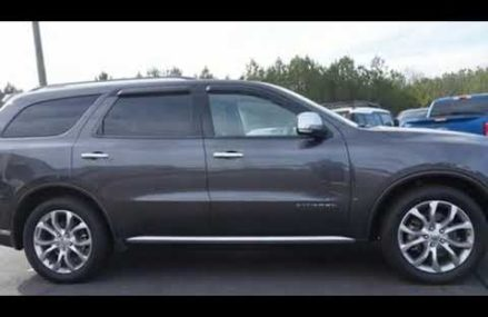 Used 2016 Dodge Durango Lawrenceville GA Snellville, GA #H11293A Greensboro North Carolina 2018
